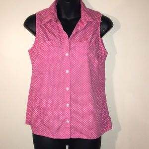 Charter Club Petite Woman's V Button Front 8P